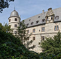 The castle of Wewelsburg, Westphalia