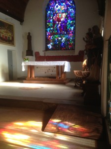 Grail chapel
