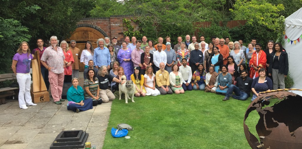 The Fourth One Tree Gathering, Whit Lenge Gardens, Worcs 16 Aug 2015