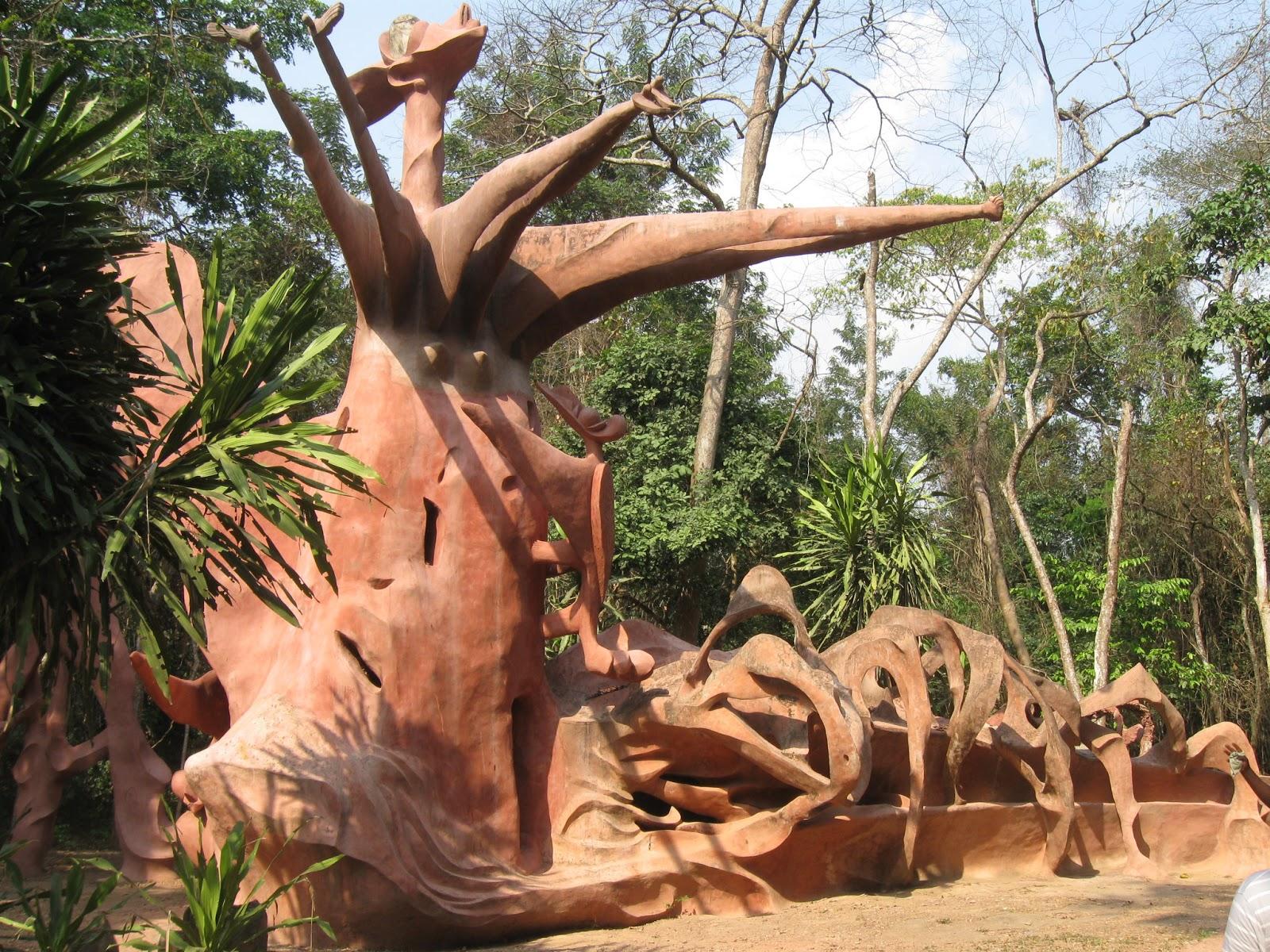 Image of osun osogbo grove