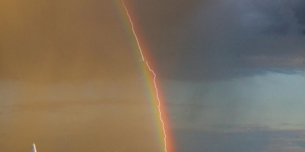 rainbowlightning