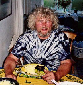 Ivan McBeth in Lewes, East Sussex